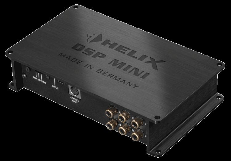 Helix DSP mini